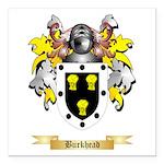Burkhead Square Car Magnet 3
