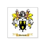 Burkhead Square Sticker 3