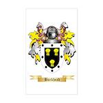 Burkhead Sticker (Rectangle)