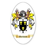 Burkhead Sticker (Oval)