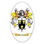 Burkhead Sticker (Oval 10 pk)