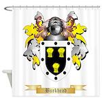 Burkhead Shower Curtain
