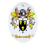 Burkhead Ornament (Oval)