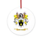 Burkhead Ornament (Round)