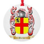 Burke Round Ornament