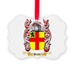 Burke Picture Ornament