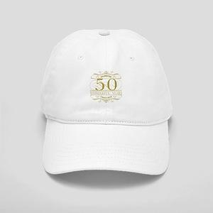 Celebrating 50th Anniversary Cap