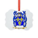Burk Picture Ornament