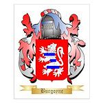 Burgoyne Small Poster