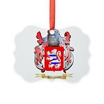 Burgoyne Picture Ornament