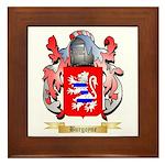 Burgoyne Framed Tile