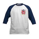 Burgoine Kids Baseball Jersey
