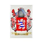 Burgoine Rectangle Magnet (10 pack)