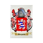 Burgoine Rectangle Magnet (100 pack)