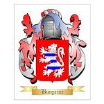 Burgoine Small Poster