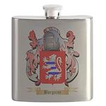 Burgoine Flask