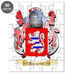 Burgoine Puzzle