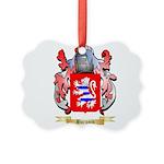 Burgoin Picture Ornament