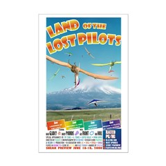 Land of the Lost Pilots<br>Posters