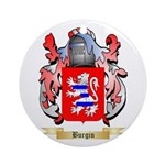 Burgin Ornament (Round)