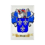 Burgh Rectangle Magnet (100 pack)