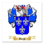 Burgh Square Car Magnet 3
