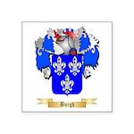Burgh Square Sticker 3