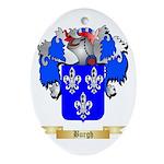 Burgh Ornament (Oval)