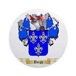 Burgh Ornament (Round)