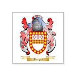 Burges Square Sticker 3