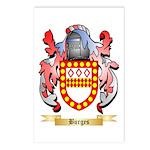 Burges Postcards (Package of 8)