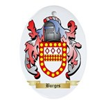 Burges Ornament (Oval)