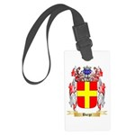 Burge Large Luggage Tag