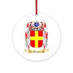 Burge Ornament (Round)