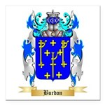 Burdon Square Car Magnet 3