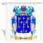 Burdon Shower Curtain