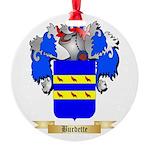 Burdette Round Ornament
