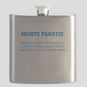 Sports Fanatic Flask