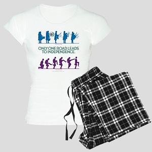 Roads Women's Light Pajamas
