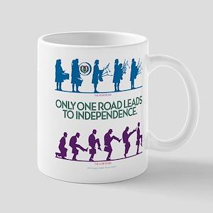 Roads Mug