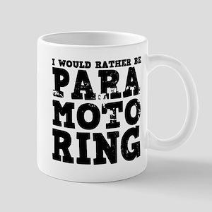 'Paramotoring' Mug