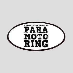 'Paramotoring' Patches