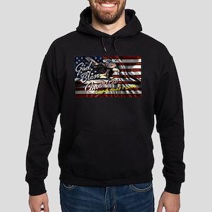 Patriotic T-shirt Hoodie