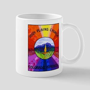 HPCUU Mountains Quilt Mug