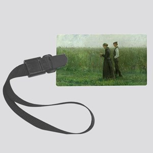 canvas) - Large Luggage Tag