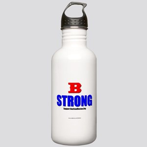 Be Strong 2 Water Bottle