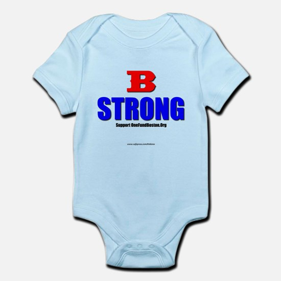 Be Strong 2 Body Suit