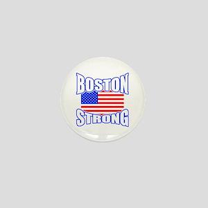 Boston Strong patriotism Mini Button