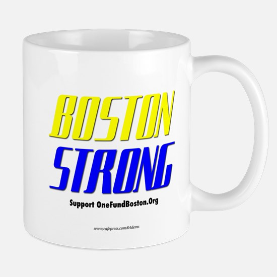 """Stay Strong Boston"" Mug"