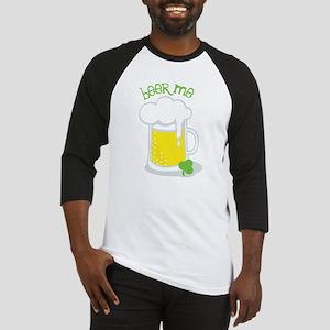 Beer Me Baseball Jersey